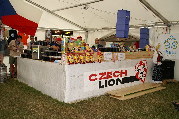 Bar Czech Lion